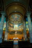 Expiatory Church of the Sacred Heart of Jesus Stock Image
