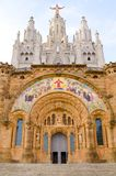 Expiatory Church of the Sacred Heart of Jesus Stock Images