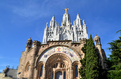 Expiatory Church of the Sacred Heart of Jesus Royalty Free Stock Image