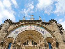 Expiatory Church of the Sacred Heart of Jesus, Royalty Free Stock Images