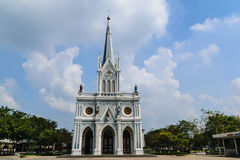 Expiatory Church of the worship at thailand Stock Images