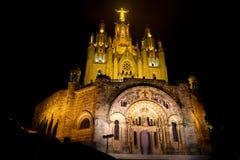 Expiatory Temple of the Sacred Heart (Barcelona) Stock Photos