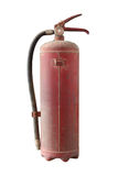 Expire fire extinguisher Royalty Free Stock Photography