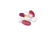 Expired medicine Stock Image