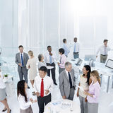 Explanation Communication Discussion Office Area Concept Stock Photo