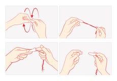 Explicación técnica del tapón Fotos de archivo