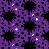 Explodeer abstract patroon royalty-vrije illustratie