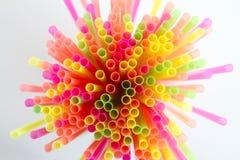 Exploderende kleuren Stock Afbeelding