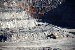 Exploitations minières Photographie stock libre de droits