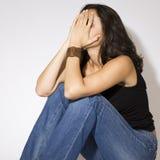 Exploited woman Stock Photos