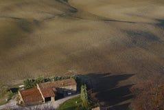 Exploração agrícola Fotos de Stock Royalty Free