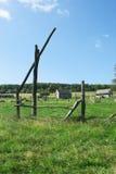 Exploração agrícola. Foto de Stock