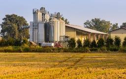 Exploração agrícola Foto de Stock