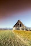 Exploração agrícola austríaca Imagem de Stock Royalty Free