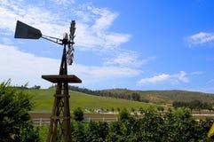 Exploração agrícola bonita Fotografia de Stock Royalty Free