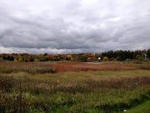 Exploração agrícola da barreira de pedágio - universidade de estado do Michigan Foto de Stock Royalty Free