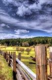 Exploração agrícola da herança Foto de Stock Royalty Free
