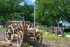 Exploração agrícola de Amish imagem de stock royalty free