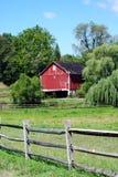Exploração agrícola de Maryland Foto de Stock Royalty Free