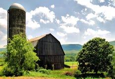 Exploração agrícola de Pensilvânia Imagem de Stock