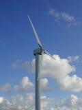 Exploração agrícola de vento 2 Fotografia de Stock