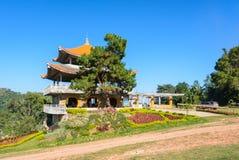 Exploração agrícola do chá de Wang Put tarn Fotos de Stock Royalty Free