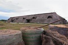Exploração agrícola no Puzsta húngaro Imagens de Stock