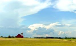 Exploração agrícola perfeita Fotografia de Stock Royalty Free