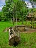 Exploração agrícola velha (detalhe) Fotografia de Stock Royalty Free