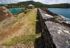 Explorações de Antígua Fotografia de Stock Royalty Free