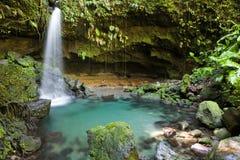 Explorações de Dominica Imagem de Stock