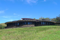 Explora Rapa Nui lodge at Easter Island Stock Photography