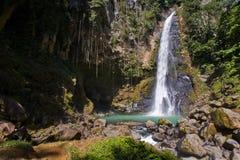 Exploraciones de Dominica Imagen de archivo