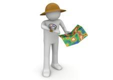 Explorador Imágenes de archivo libres de regalías