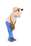 explorador foto de archivo