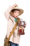 explorador Fotografía de archivo libre de regalías