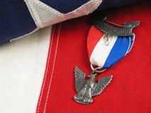 Explorador de águila Conceder-Derecho Imagen de archivo libre de regalías