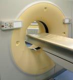 Explorador de resonancia magnética 10 de la proyección de imagen Foto de archivo libre de regalías