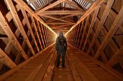 Explorador urbano Foto de Stock Royalty Free