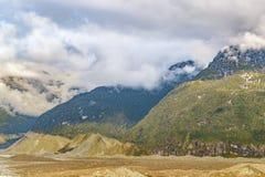 Exploradores Glacier, Patagonia, Chile Stock Image