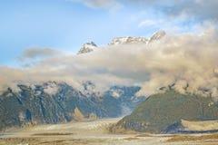 Exploradores Glacier, Patagonia, Chile Stock Photo
