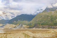 Exploradores Glacier, Patagonia, Chile Royalty Free Stock Photography