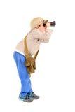 explorateur photo stock