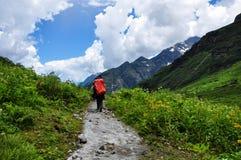 Explorateur In Tibet images stock
