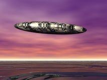 Explorateurs planétaires Image libre de droits