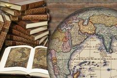 Exploratie en ontdekking stock illustratie