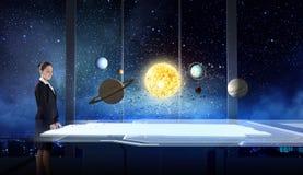 Exploration d'espace Photos libres de droits