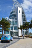 Exploration Tower at Port Canaveral Royalty Free Stock Photos