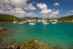 Explorations de l'Antigua image libre de droits