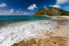 Explorations de l'Antigua photographie stock